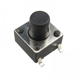 el tacto interruptor de 6mm smd
