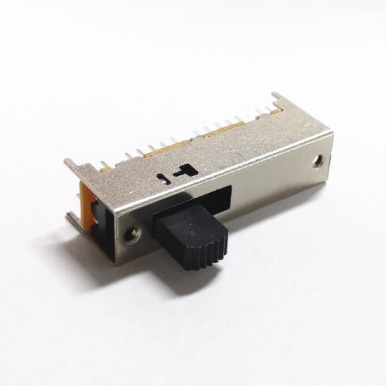 8P4T electronic slide switch